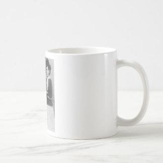 belle starr classic white coffee mug