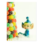 Belle the Pixie Elf Post Card