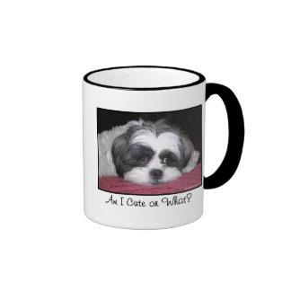 Belle The Shih Tzu Dog Mug