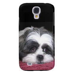 Case-Mate Barely There Samsung Galaxy S4 Case with Shih Tzu Phone Cases design