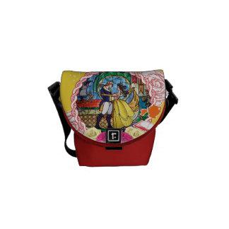 Belle - True of Heart Courier Bag