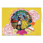 Belle - True of Heart Greeting Cards