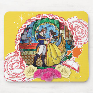 Belle - True of Heart Mouse Pad