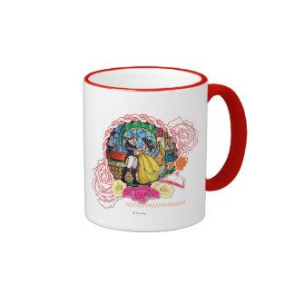 Belle - True of Heart Ringer Mug