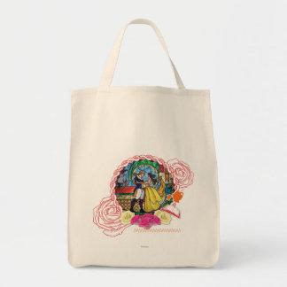 Belle - True of Heart Tote Bag
