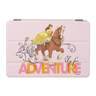 Belle | Up For Adventure iPad Mini Cover