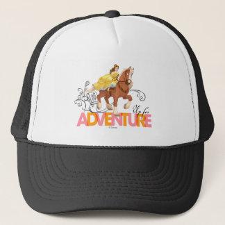 Belle   Up For Adventure Trucker Hat