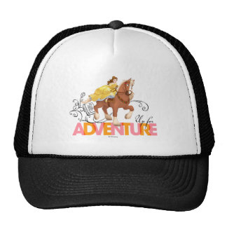 Belle | Up For Adventure Trucker Hat
