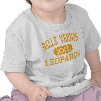 Belle Vernon - Leopards - Area - Belle Vernon Tee Shirt