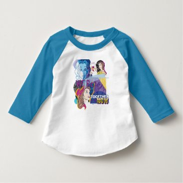 Disney Themed Belle | We're Together Now T-Shirt