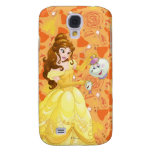 Belle with Mrs. Potts and Chip Samsung Galaxy S4 Covers