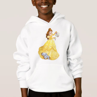 Belle with Mrs. Potts and Chip Hoodie