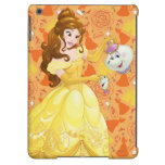 Belle with Mrs. Potts and Chip iPad Air Cover