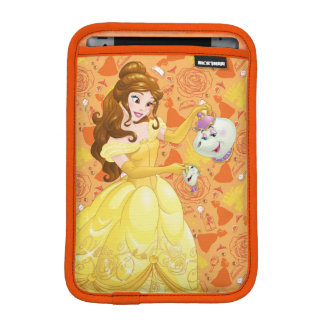 Belle with Mrs. Potts and Chip iPad Mini Sleeve