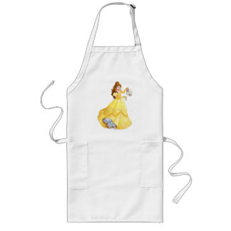 Belle with Mrs. Potts and Chip Long Apron