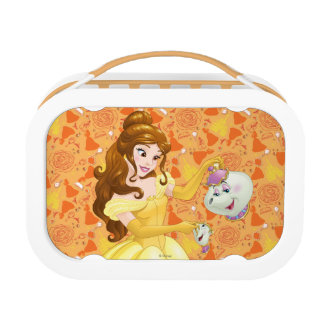 Belle with Mrs. Potts and Chip Lunchboxes