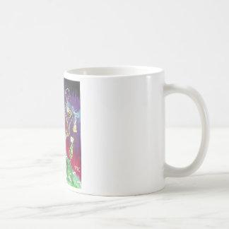bellefleur coffee mug