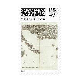 BelleIsle Postage Stamp