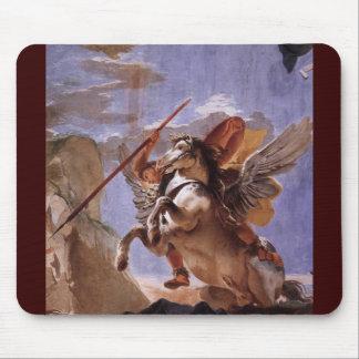 Bellerophon & Pegasus Mousepads