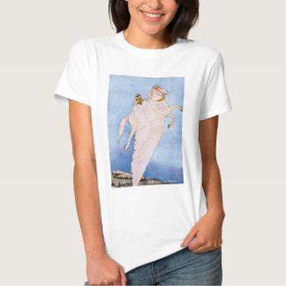 Bellerophon y Pegaso T-shirts