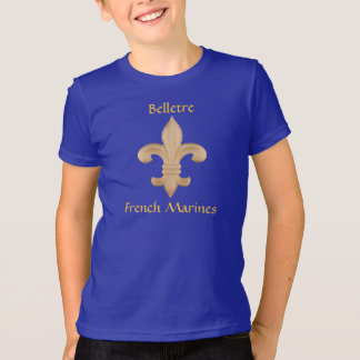 Belletre French Marines Kids T-Shirt