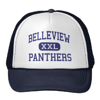 Belleview Panthers Middle Belleview Florida Trucker Hat