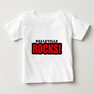 Belleville, Alabama City Design Tee Shirts