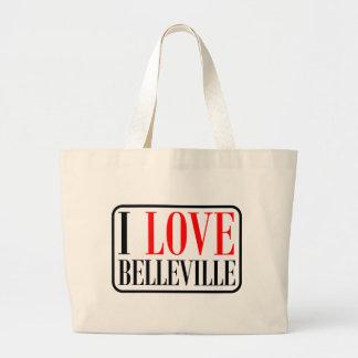 Belleville, diseño de la ciudad de Alabama Bolsas