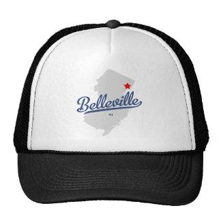 Belleville New Jersey NJ Shirt Trucker Hat