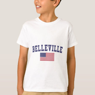 Belleville US Flag T-Shirt