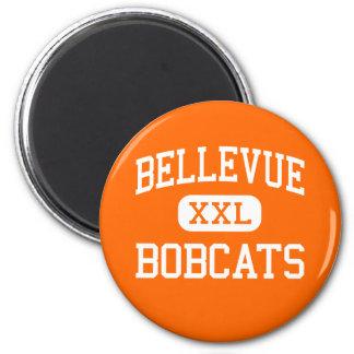 Bellevue - Bobcats - Junior - Memphis Tennessee Magnet