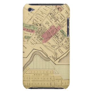 Bellevue Borough iPod Case-Mate Cases