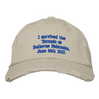 Bellevue Nebraska Embroidered Baseball Hat