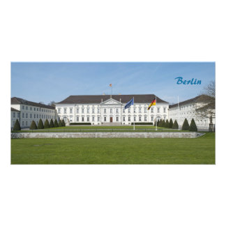 Bellevue Palace in Berlin Card
