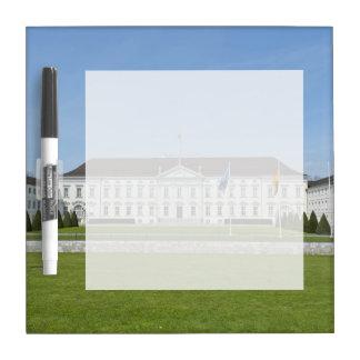 Bellevue Palace in Berlin Dry-Erase Board