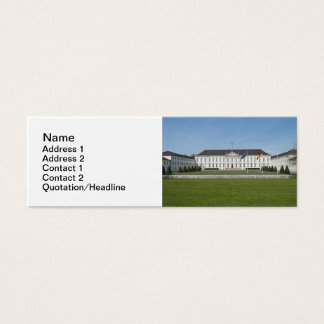 Bellevue Palace in Berlin Mini Business Card