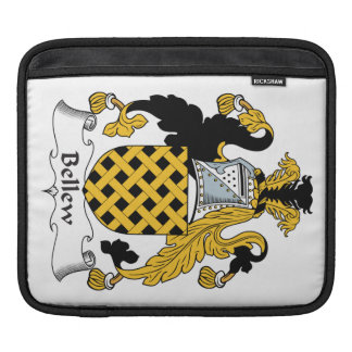 Bellew Family Crest iPad Sleeves