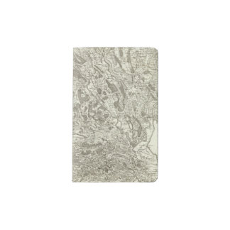 Belley Pocket Moleskine Notebook