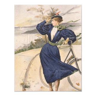 """Belleza Biking SUPERIOR Invitación 4.25"""" X 5.5"""""""