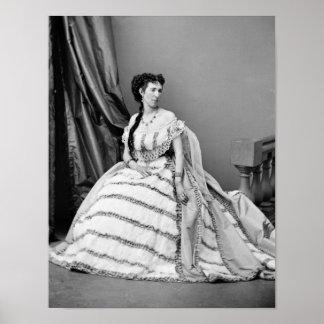 Belleza Boyd, espía confederado, 1860s Póster