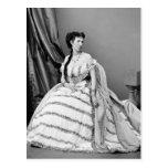 Belleza Boyd, espía confederado, 1860s Tarjeta Postal