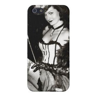 Belleza - caso del iPhone 5/5s Saavy iPhone 5 Carcasas