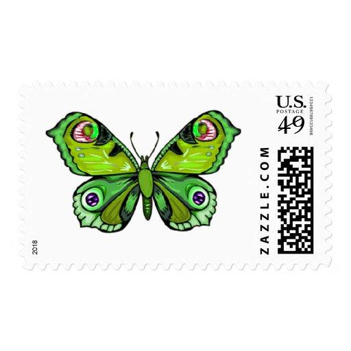 Belleza colorida 3 sellos