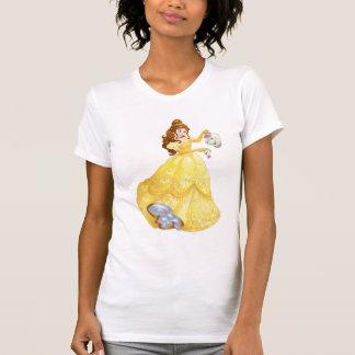 Belleza con la señora Potts y microprocesador Camisetas