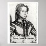 Belleza Cordiere, 1555 del La de Louise Labe Posters