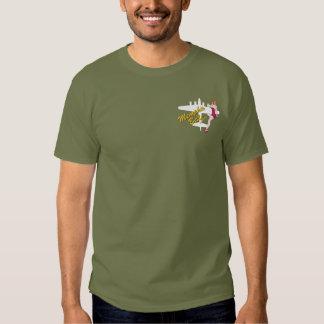 Belleza de B-17 Memphis Camisas