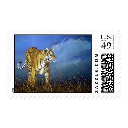Belleza de Bengala, tigre Sello