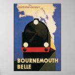 Belleza de Bournemouth Póster