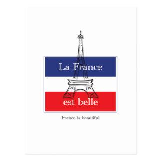 Belleza de Francia est del La Postal