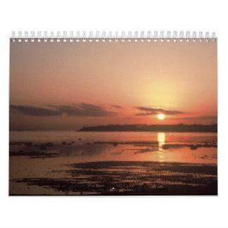 Belleza de Key West de Scott S. Jones Calendario